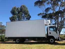 2017 Isuzu FSR 140-240 8 Pallet Fridge Truck (White) For Sale In ...