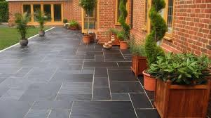 outdoor deck tiles and can thi sslate be used for outdoor patio