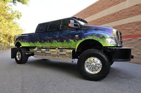 100 F650 Super Truck For Sale Show N Tow 2007 D When Really Big Is Not Quite Enough