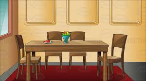 Dining Room Clipart Designs