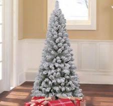 Flocking Christmas Tree Kit by Flocked Christmas Tree Ebay