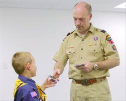 Cub Scout Committee Chair Patch Placement news from the marin council bsa