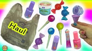 Professional Pumpkin Carving Tools Walmart by Walmart Candy Shop Cosmetic Makeup Haul Lollipop Lipgloss Ice