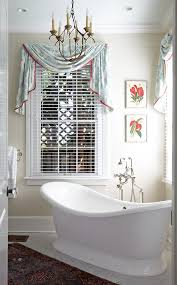 clearly intended for indulgence a freestanding soaking tub from