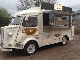 Citroen H Catering Van