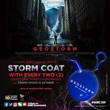 GSC Cinemas On Twitter Stay Dry This Monsoon Season Get Exclusive