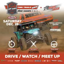 BE THE SHOW: OFF ROAD TIME TRIALS, DESERT DRAGS, TRUCK SHOW AND MORE ...