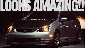 Honda Civic Si Hatchback EP3