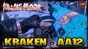 killing floor scrake only mutator killing floor 2 kraken aa 12 v1 mutator mod hd