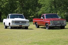 100 1974 Chevy Truck Custom Deluxe Geoffrey W LMC Life