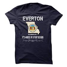 shirts sports everton its where my story begins guys tee do all