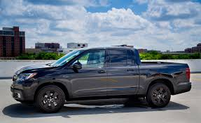 2017 Honda Ridgeline Awd Test | Review | Car And Driver In Front ... Honda Ridgeline 2017 3d Model Hum3d Awd Test Review Car And Driver 2008 Ratings Specs Prices Photos Black Edition Openroad Auto Group New Drive 2013 News Radka Cars Blog 20 Type R Top Speed 2019 Rtle Crew Cab Pickup In Highlands Ranch Can The Be Called A Truck The 2018 Edmunds 2015