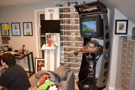 jeux vidéos une chambre de gamer é ça ressemble à ça