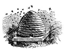 Image result for classic beehive crafts decopage