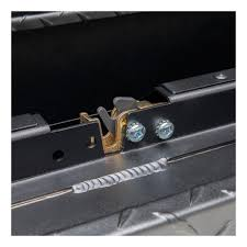 100 Aluminum Truck Tool Boxes UWS EC30363 36Inch Matte Black Side Box