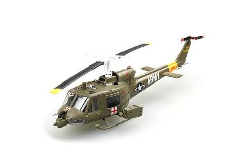 "Easy Model UH-1B ""Huey"" Helicopter Model Building Kit"