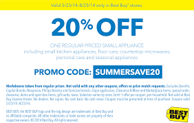 Pinned May 27th: 20% Off Small Appliances At #BestBuy All ...