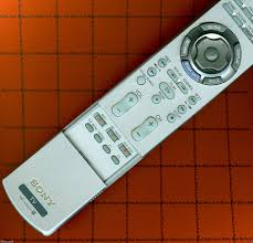sony rm yd003 tv remote kdf wega 3lcd projection hdtv batteries ebay