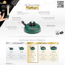 Krinner Christmas Tree Genie Xxl Instructions by Krinner Comfort L Christmas Tree Stand Amazon Co Uk Garden