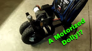 100 Truck Camper Dolly DIY Motorized Trailer Trailer Mule YouTube
