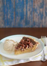 Pumpkin Pie With Pecan Praline Topping by Vanilla Praline Pumpkin Pie Kitchen Treaty