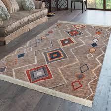 teppich galerie teppich modern designer teppich bunt blumen