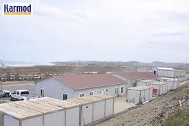 100 Container Projects Worksite Construction Site