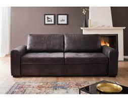 sofa poll 3 sitzer anthrazit