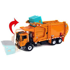 Amazon.com: 1/24 Scale Diecast Vehicle Material Transporter Garbage ... Tonka Mighty Motorized Vehicle Frontloader Garbage Waste Buy Motorised Truck Online At Toy Universe Blue Empties Container Youtube Matchbox Large Walmartcom Mighty Dump Truck 07701 My First Strong Arm Amazoncouk Toys Amazoncom Dickie Light And Sound Pump Action Garbage Truck Automotive Side Loader Department Trash For Sale Best 2018 Ffp Play Vehicles Amazon Canada