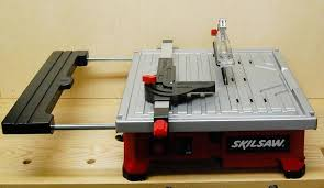 Skil Tile Saw 3540 01 by Skil 7 Inch Wet Tile Saw With Hydrolock System