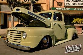 1949 Ford Truck Slammed To The Ground – Hotrod Resource 1966 Classic Ford F150 Trucks Hot Rod Ford F100 Truck Gas Station Rendezvous Mark Fishers 33 Bus 2009 Mooneyes Yokohama Custom Show F1 1946 Pickup Interiors By Glennhot Glenn This Great Rat In Sema 2015 Is A Badass 51 Rodrat Paradise Dragstrip Youtube Pick Up Truck Need Of Some Tlc On Display Kootingal 1948 Patina Shop V8 1958 Rods Dean Mikes 34 Pin Kevin Tyburski Cool Cars Pinterest 1934 Tuckers Toy Network