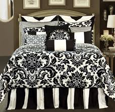 Black and white bedding queen sets Bed 5443 6v3gRNm7GZ