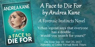 A Face To Die For By Andrea Kane Banner