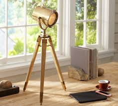Photographers Tripod Floor Lamp Pottery Barn by Spotlight Lamps Lighting And Ceiling Fans