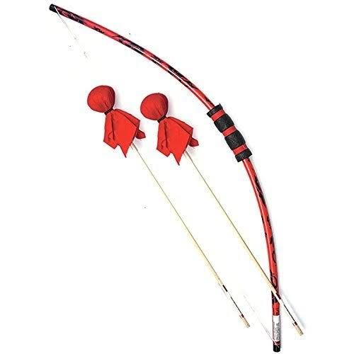 Two Bros Bows Dragon Bow & Arrows Set with Bulls Eye