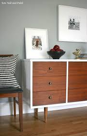 Johnson Carper Mid Century Dresser by Mid Century Dresser Excellent Last Year I Painted A Geometric