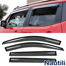 100 Window Visors For Trucks Amazoncom Laprive Auto 4pcs Side Deflectors