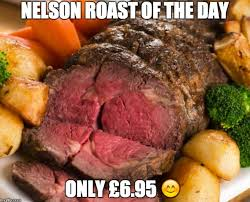 Roast Beef Curtain Meme by The Nelson Hotel Home Facebook