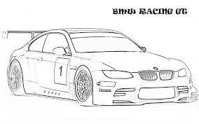 Exotic Cars Printable Coloring Page For