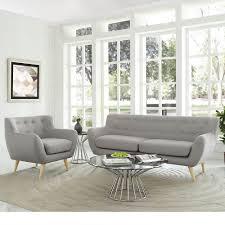 100 2 Sofa Living Room Remark Piece Mid Century Set