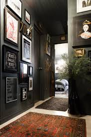 100 Pinterest Home Interiors A Dramatic Maximalist London Flat Is Dark Eclectic And Cool
