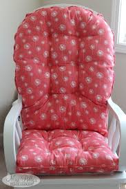 Best Chairs Inc Glider Rocker Replacement Springs by Best 25 Glider Cushions Ideas On Pinterest Recover Glider