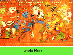 Famous Kerala Mural Artists by Later Mural Traditions Indian Culture Series Ncert Clear Ias