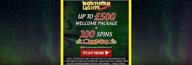Northern Lights £ $ €500 Bonus 100 Free Spins New Free Spins