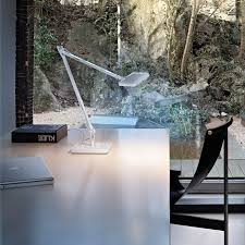 Crate And Barrel Rex Grey Desk Lamp by 15 Stylish Desk Lamps That Will Make You Want To Go To Work Photos