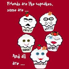 Funny Farm Animal Cupcakes Apparel