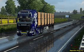 Graphic Improved Mod By ION For ETS 2 » Download Simulator Mods ...