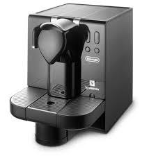 DeLonghi Nespresso Lattissima EN670B Automatic Coffee Maker In Black