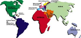 Do You Know That There Are 51 Asian Countries