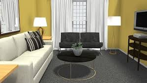 Colors For A Small Living Room by 8 Expert Tips For Small Living Room Layouts Roomsketcher Blog